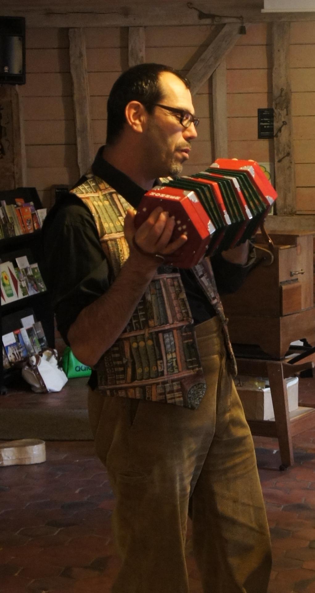 Conteur storyteller gougeat ferme