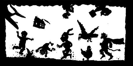 Conteur storyteller vincent gougeat ombre chinoise