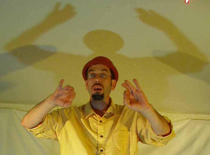 Conteur storyteller vincent gougeat tronchoy