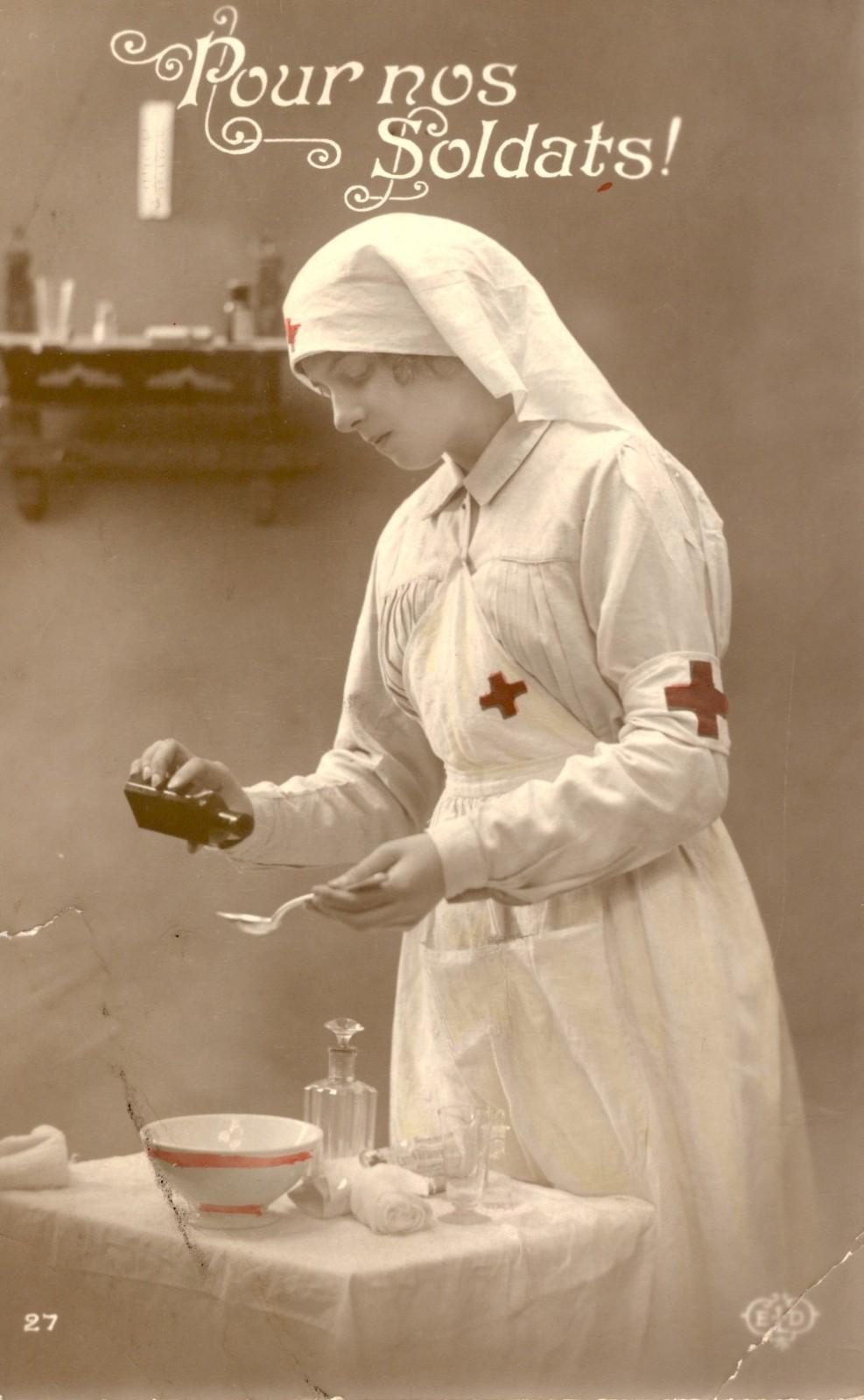 L infirmiere
